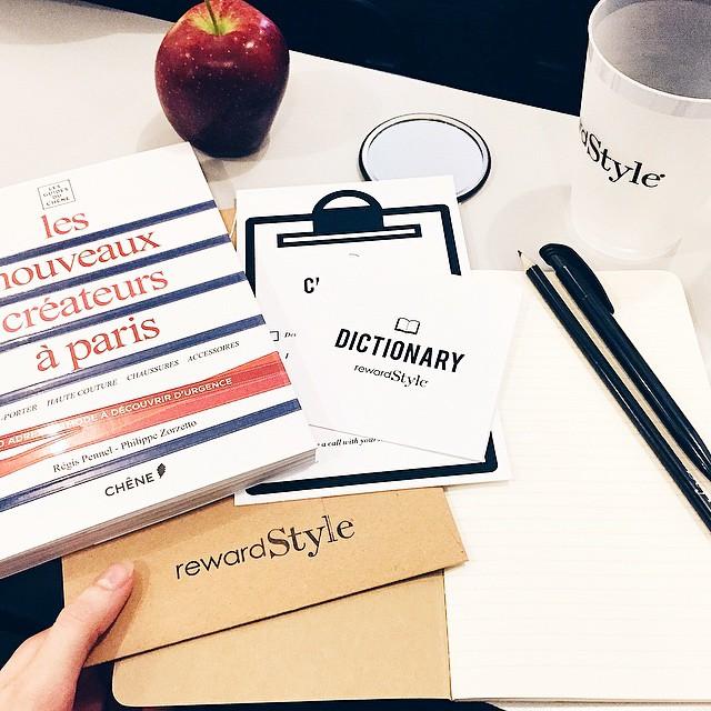 Soirée avec @rewardstyle ?✨ à @lexception dans #paris | #rSmasterclass #lexceptionevent #event #party #blogger
